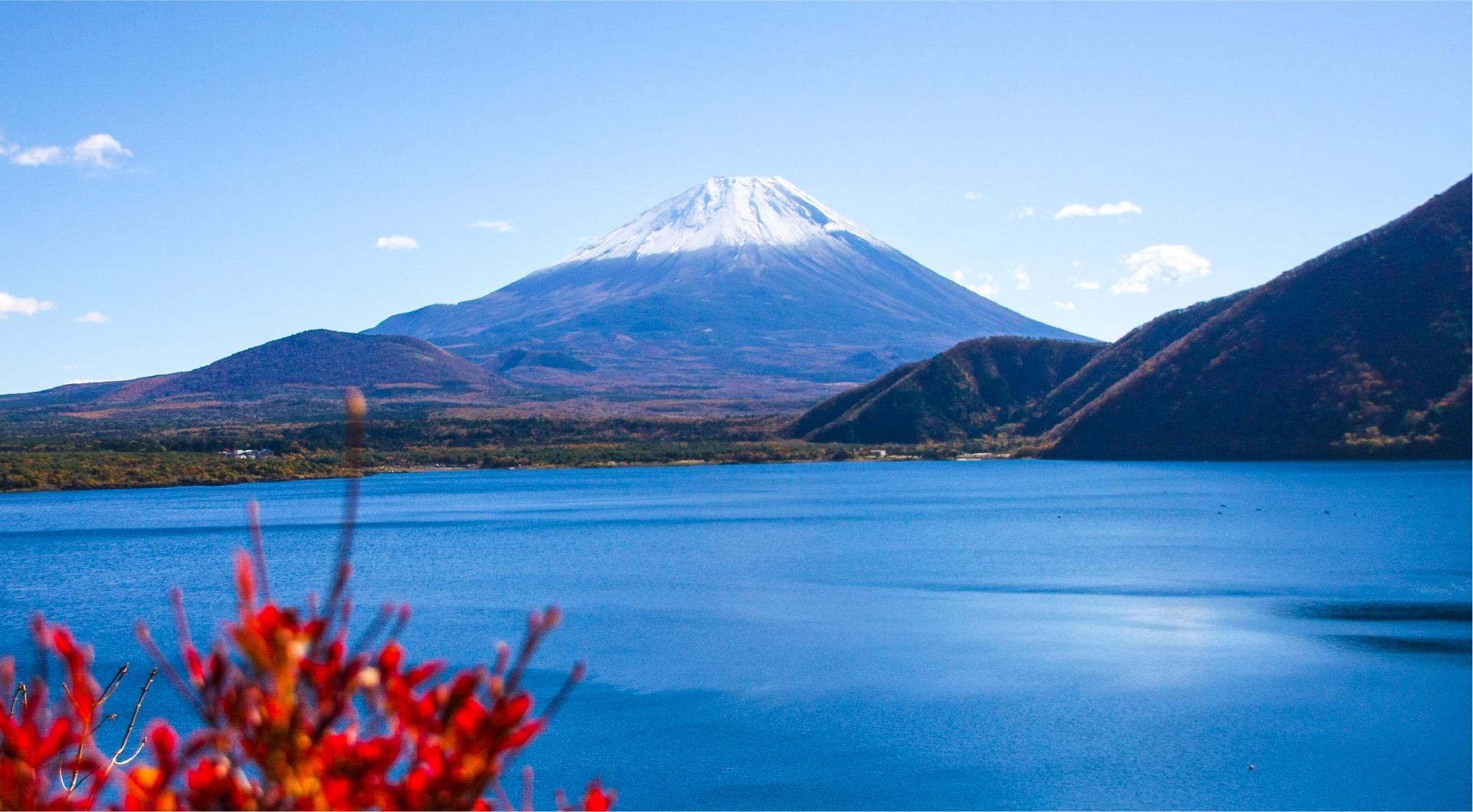 富士山風景画像